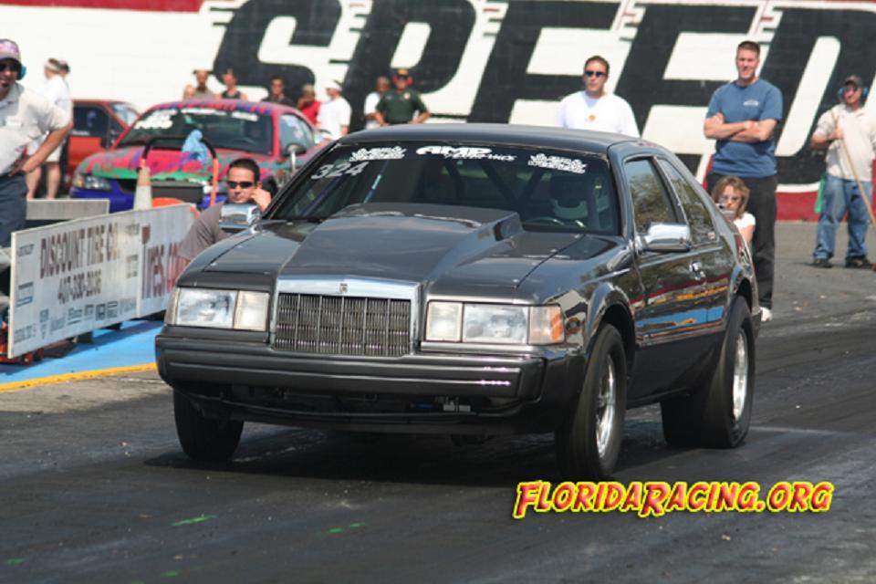 1989 Lincoln Mark Vii 1 4 Mile Trap Speeds 0 60 Dragtimes Com