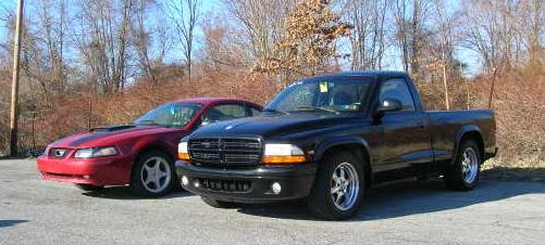 1999  Dodge Dakota R/T picture, mods, upgrades