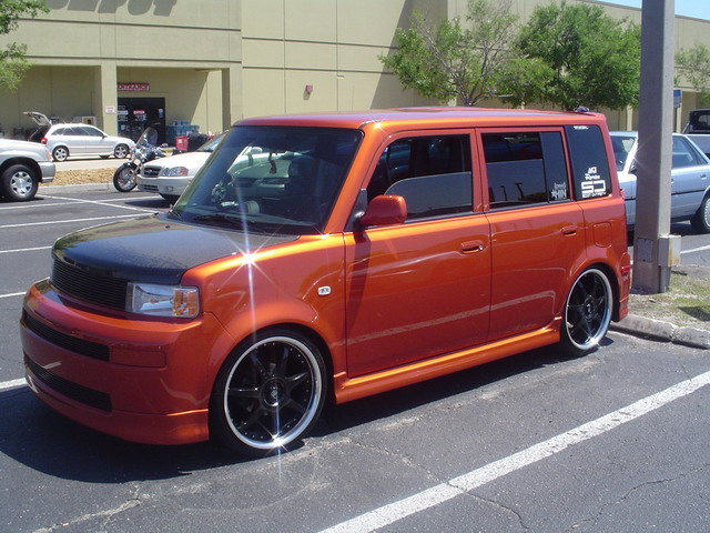 Scion Xb 2004 Supercharged Autos Weblog