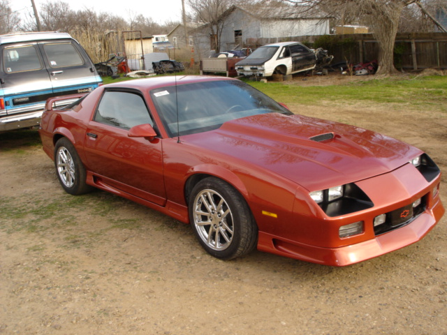 1991  Chevrolet Camaro Z28 picture, mods, upgrades