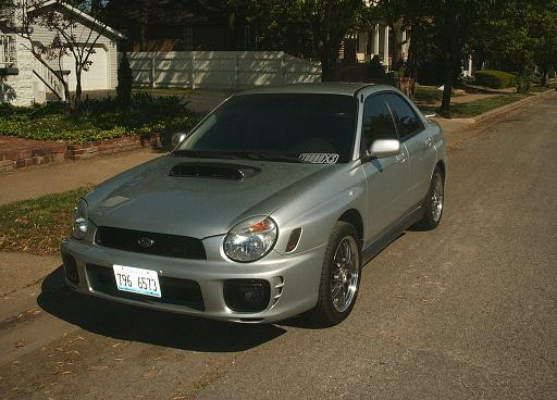 2002  Subaru Impreza wrx picture, mods, upgrades