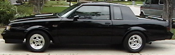 1987 Buick Grand National Pictures Mods Upgrades
