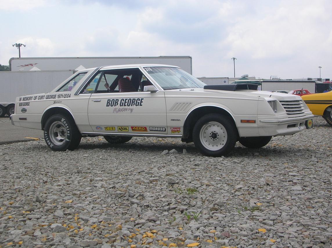 Top Dodge Cars: 1983 Dodge Mirada