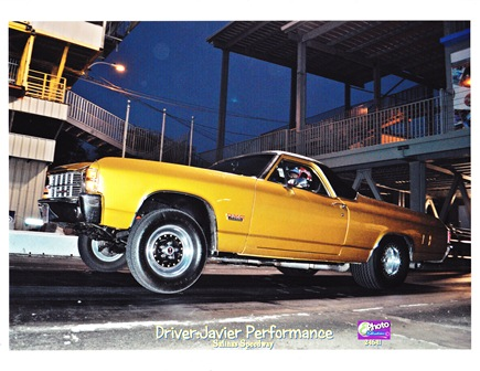 1971  Chevrolet El Camino GMC Sprint picture, mods, upgrades