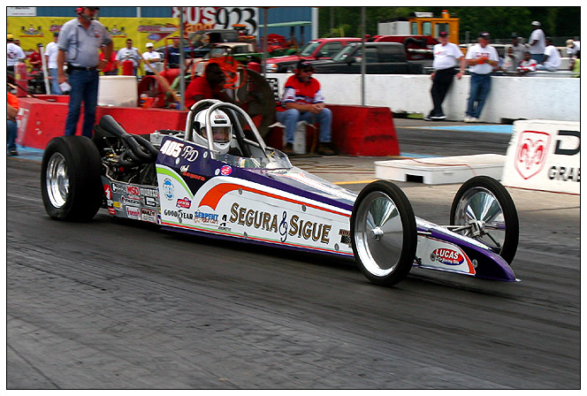 2003  Dragster Rear Engine Serpent picture, mods, upgrades