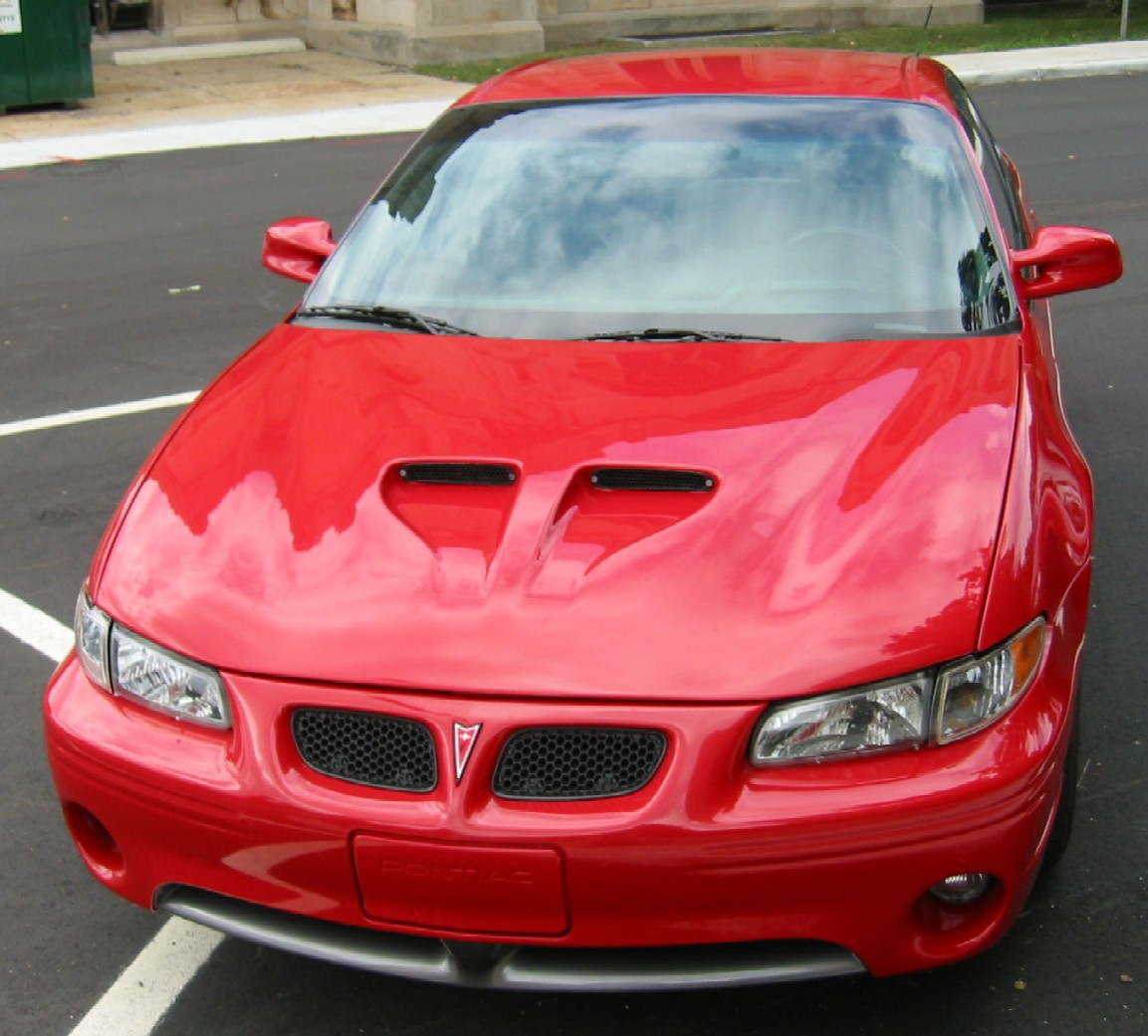 2001 Pontiac Grand Prix GTX Ram Air 4 Dr.