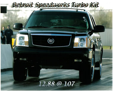 2003  Cadillac Escalade  picture, mods, upgrades