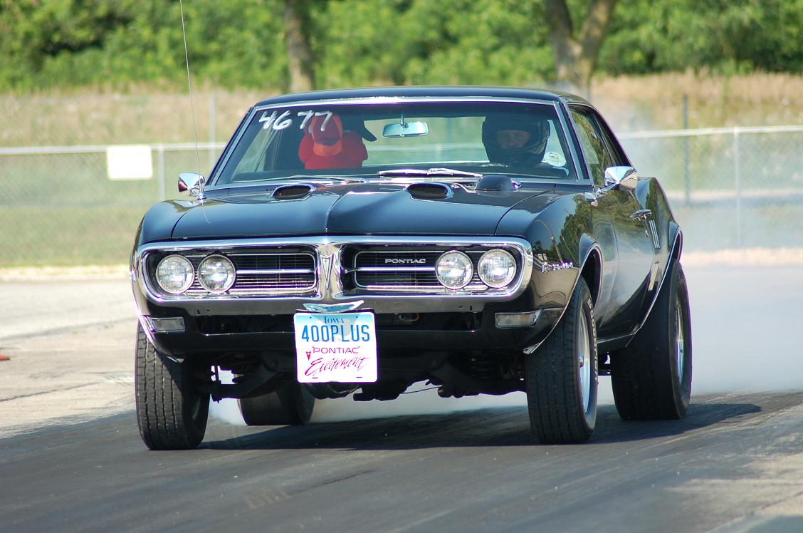 1968  Pontiac Firebird  picture, mods, upgrades
