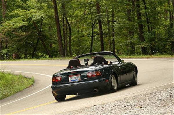 1994 Mazda Miata MX5 M Turbo