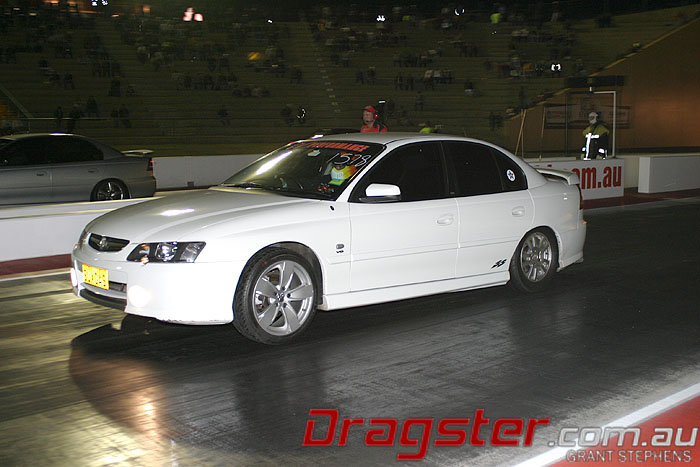 2003 Holden VY SS