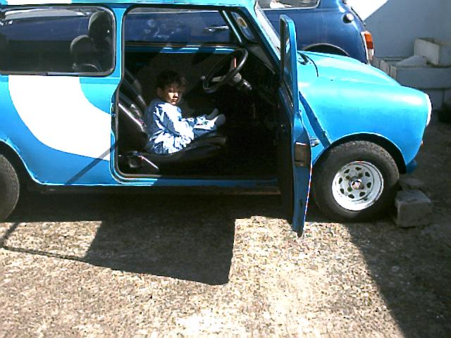 1974  Mini 1275 COOPER picture, mods, upgrades