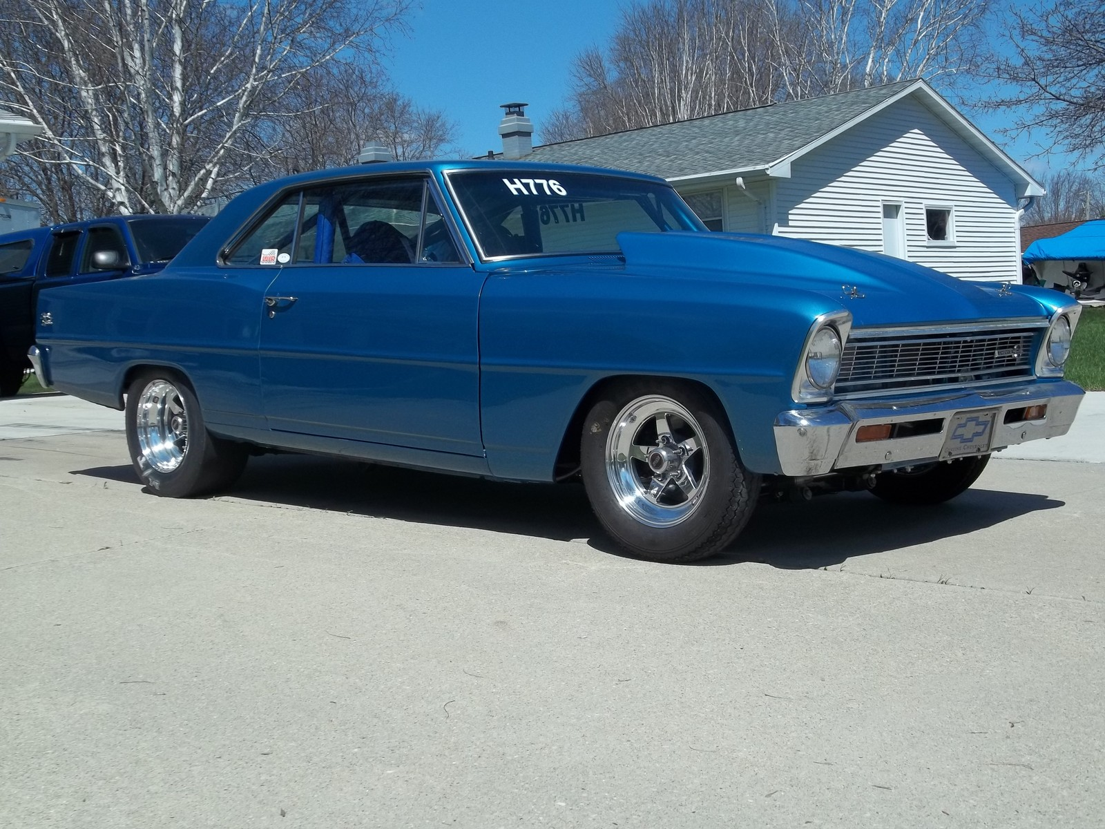 1966  Chevrolet Nova Super Sport picture, mods, upgrades