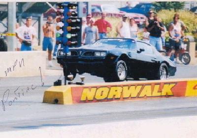 1977 Pontiac Trans Am 1 4 Mile Trap Speeds 0 60