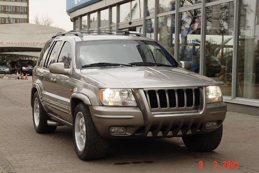 1999 Jeep Grand Cherokee Limited 4.7L