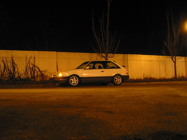 1988  Mazda 323 GTX picture, mods, upgrades