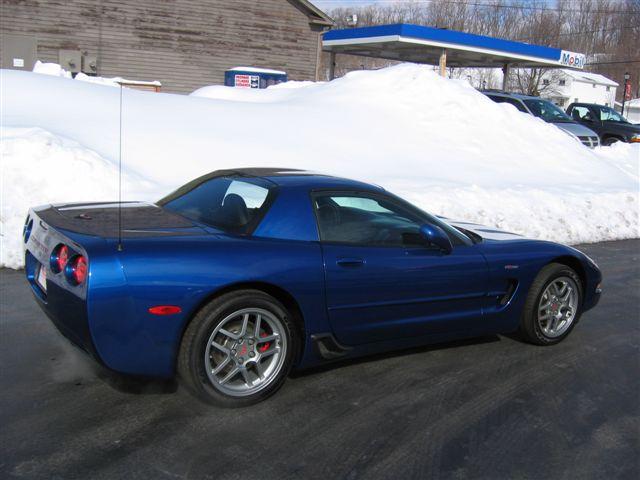 2002 Chevrolet Corvette Z06 Picture Mods Upgrades