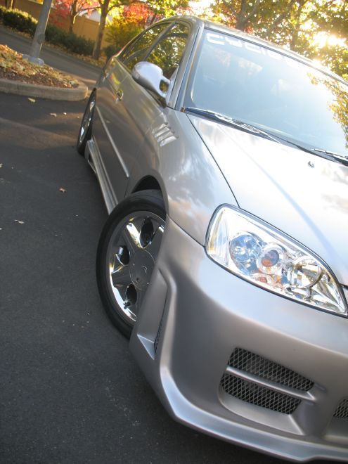 2001  Honda Civic lx sedan picture, mods, upgrades