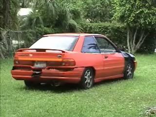 1993 ford escort especificaciones