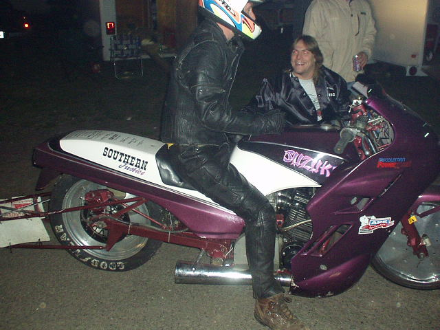 1982  Suzuki GSX-R Dragbike picture, mods, upgrades