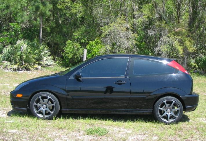 2002  Ford Focus SVT picture, mods, upgrades