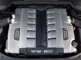 2005  Audi A8 L W-12 Quattro picture, mods, upgrades