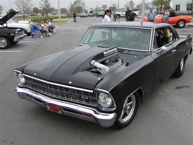1967  Chevrolet Nova Super Sport picture, mods, upgrades