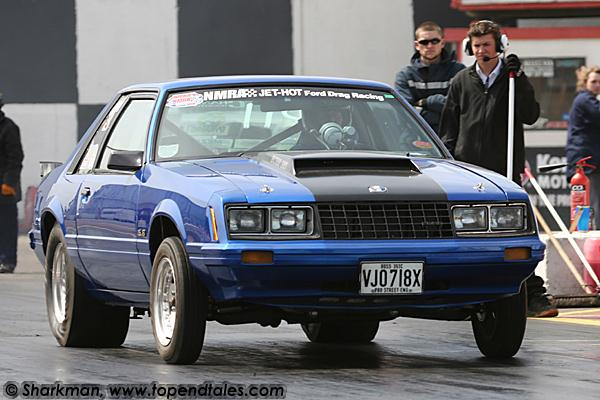 1980 Ford Mustang Coupe Ghia