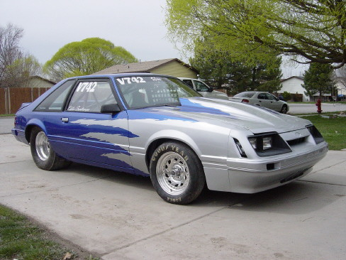 1986  Ford Mustang LX picture, mods, upgrades