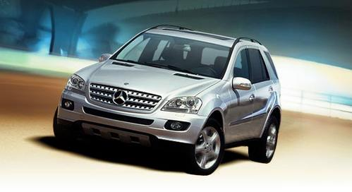 2006  Mercedes-Benz ML500  picture, mods, upgrades