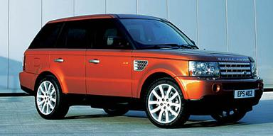 2006  Land Rover Range Rover Sport HSE picture, mods, upgrades