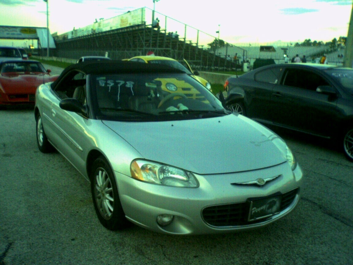 2001 Chrysler Sebring Convertible LXi
