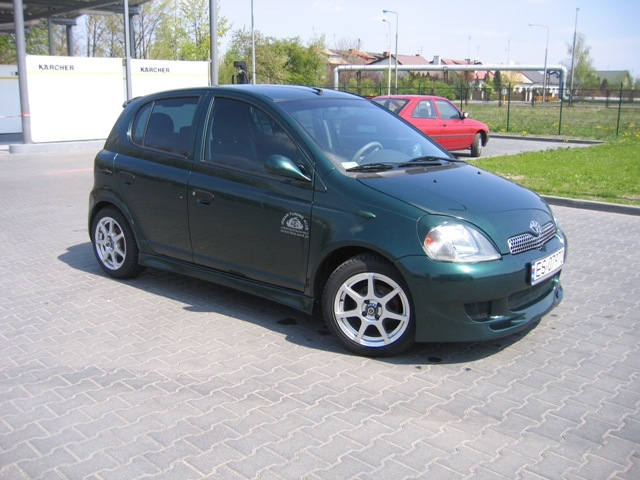 2003 toyota yaris 1 0 nx 88bhp 1 4 mile trap speeds 0 60. Black Bedroom Furniture Sets. Home Design Ideas
