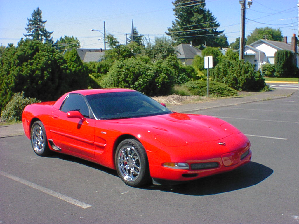 2004  Chevrolet Corvette Z06 picture, mods, upgrades