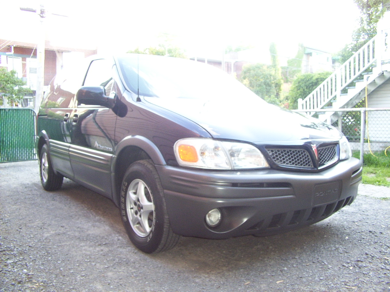 2002  Pontiac Montana  picture, mods, upgrades