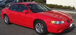 1997  Pontiac Grand Prix GTP picture, mods, upgrades