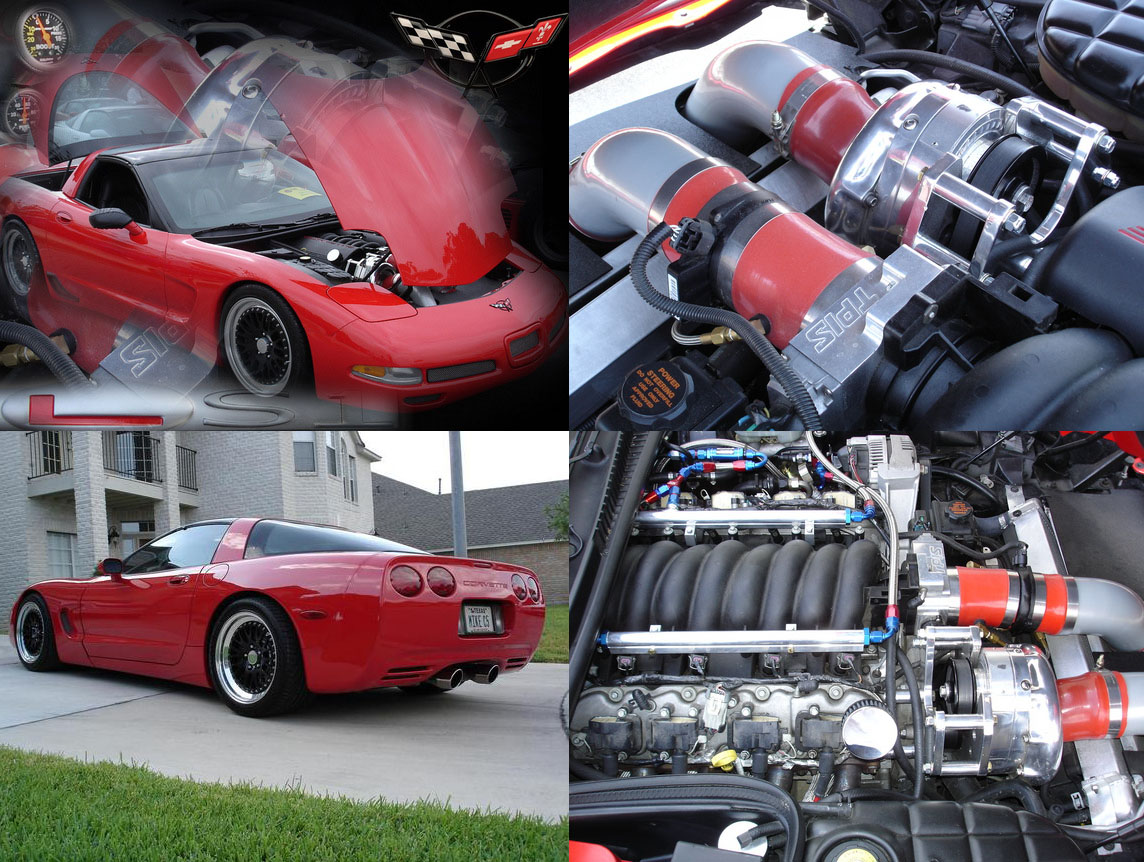 1999 Chevrolet Corvette ProCharger Supercharger