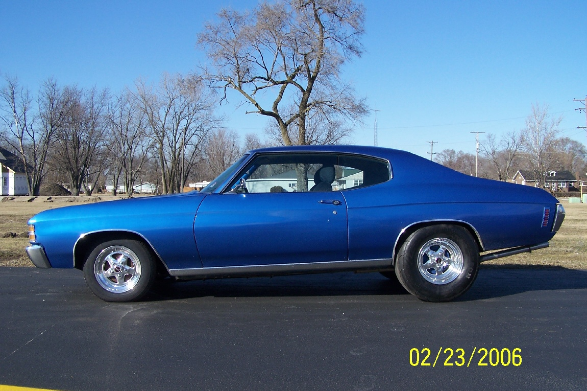 1971  Chevrolet Chevelle Malibu picture, mods, upgrades