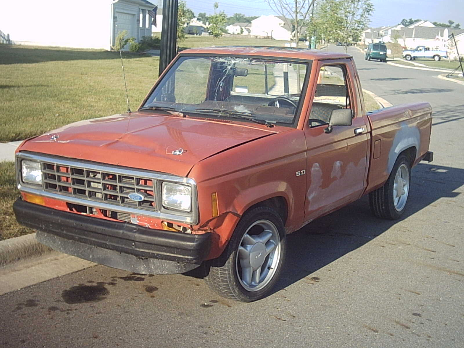1987 ford ranger picture mods upgrades