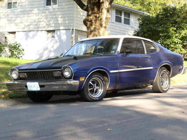 1977  Ford Maverick  picture, mods, upgrades