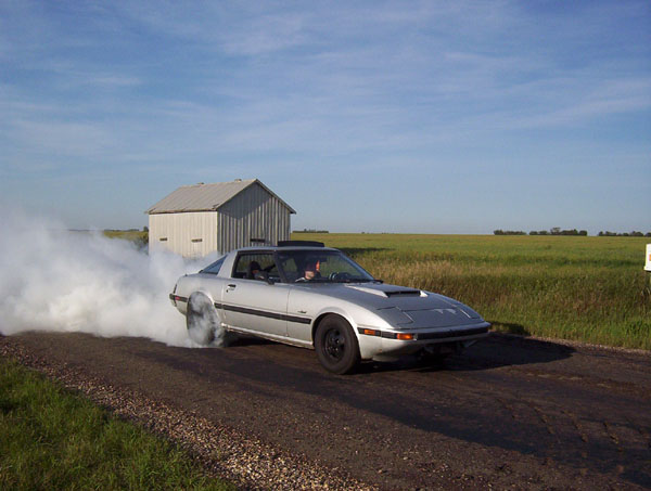 1981  Mazda RX-7  picture, mods, upgrades