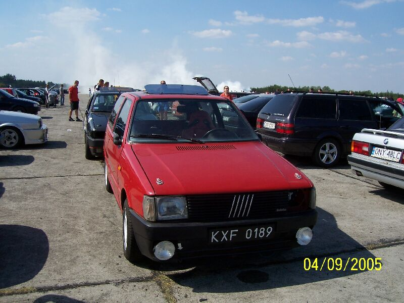 You can vote for this Fiat Uno Turbo to be the featured car of the month on