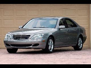 2004  Mercedes-Benz S500  picture, mods, upgrades