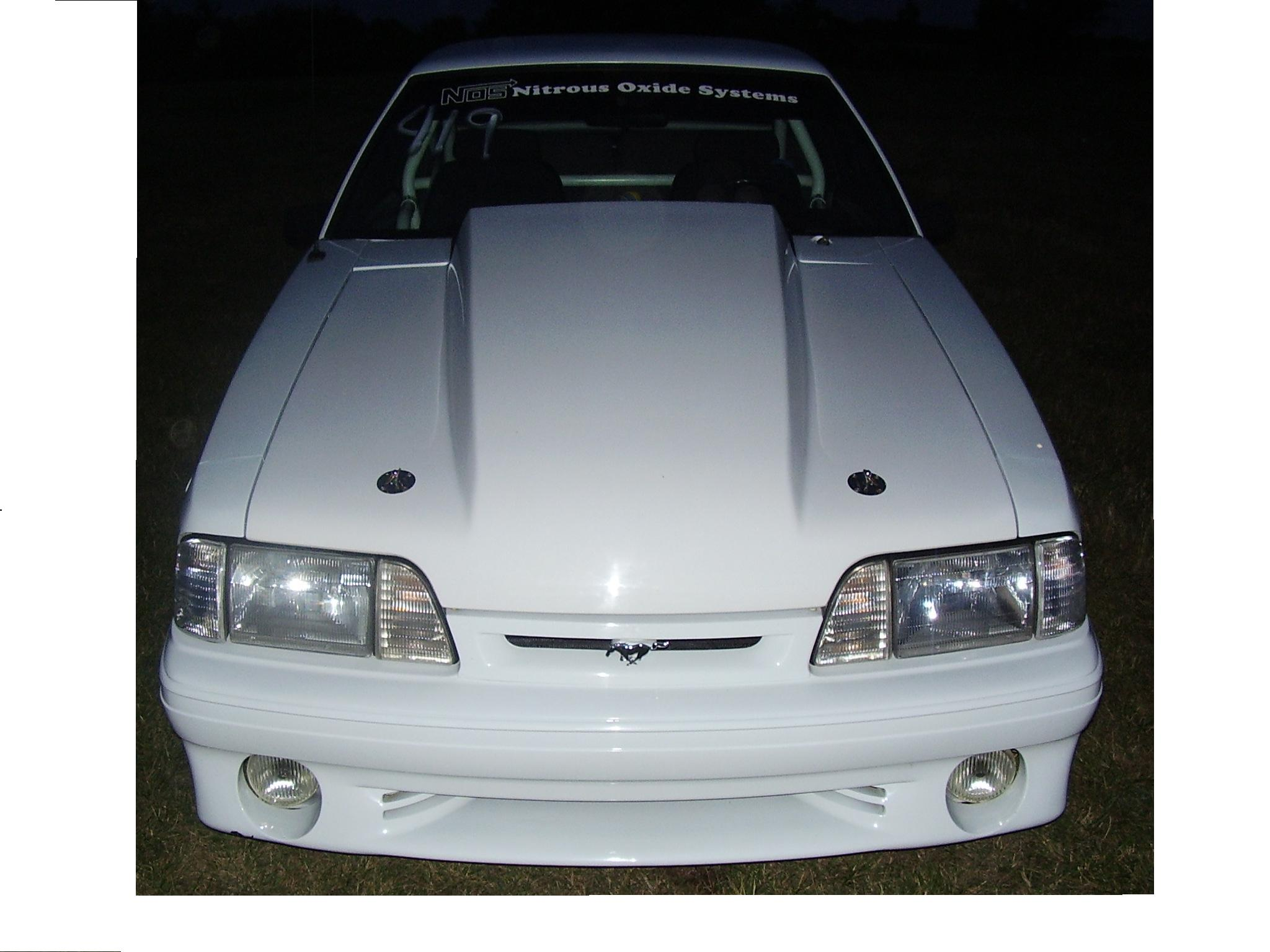 1988  Ford Mustang GT NOS picture, mods, upgrades