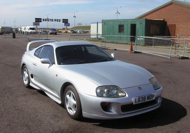 1993 Toyota Supra Twin Turbo RZ - 6 speed - JDM spec