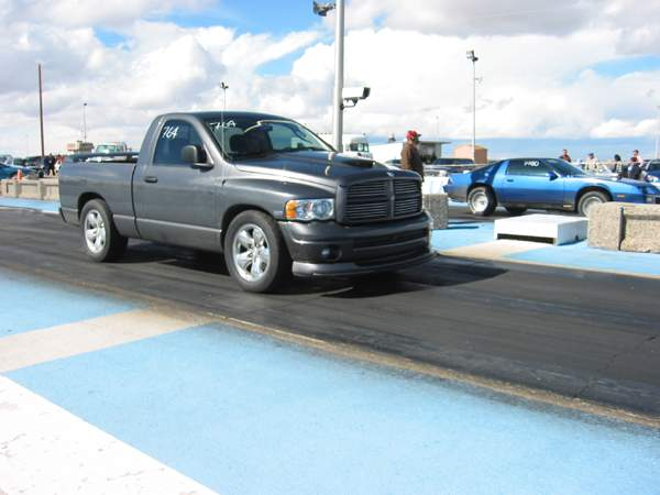 2003 Dodge Ram 1500 HEMI Reg Cab Short bed