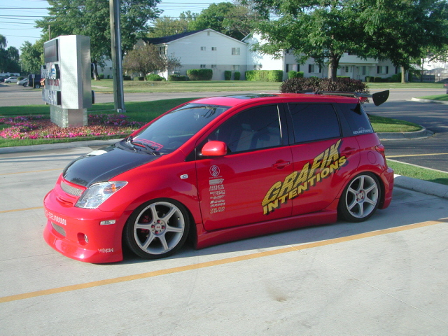 2005  Scion xA rs 1.0 picture, mods, upgrades