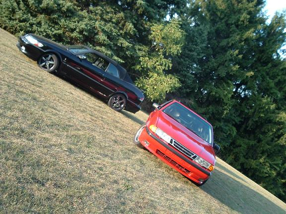 1995  Saab 9000 Aero picture, mods, upgrades