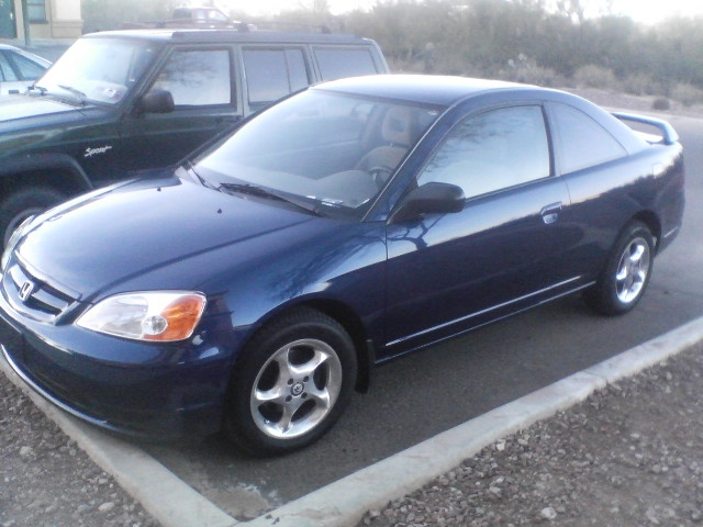 2002  Honda Civic LX picture, mods, upgrades