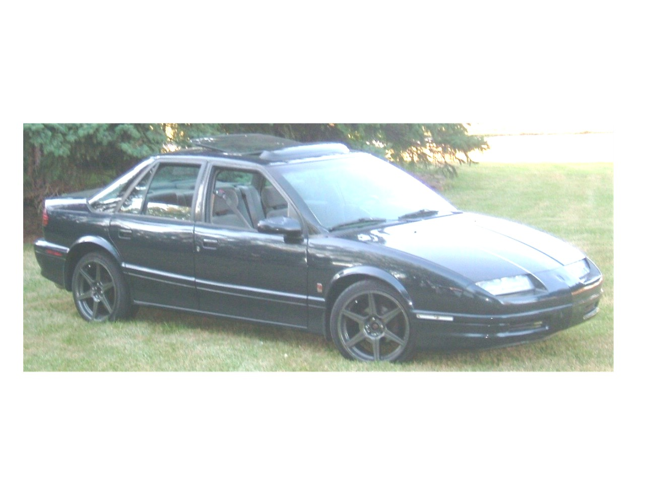 1992 Saturn SL2 twin cam