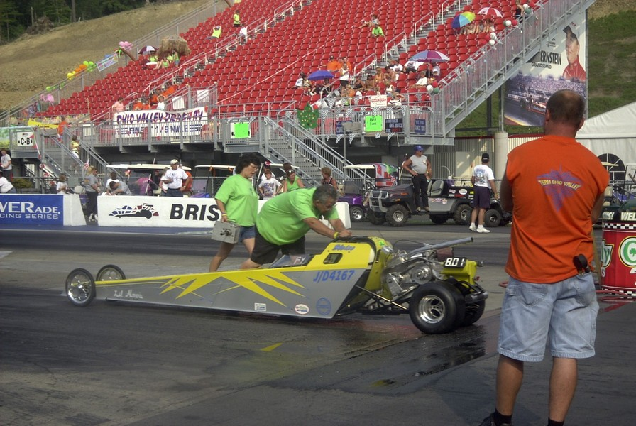 2005 Dragster Rear Engine Jr